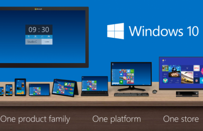Windows-10-One-platform