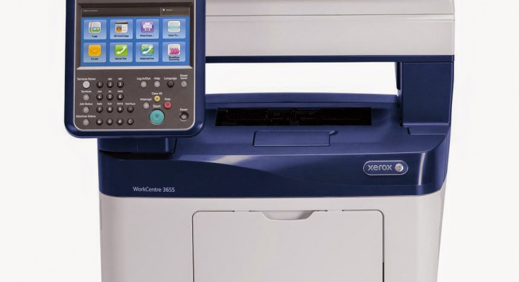 Xerox-WorkCentre-3655-Monocrhome-A4-MFP